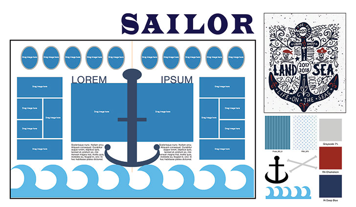 Sailor-Yearbook-Theme