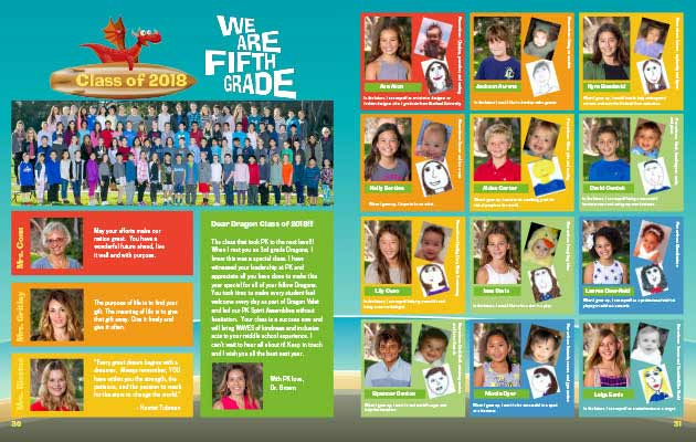 Examples | School Annual