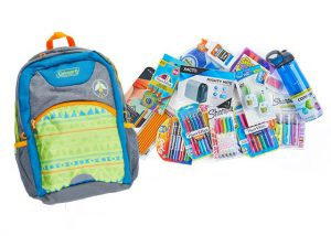 back to school, elementary school backpack, school supplies, back to school offer