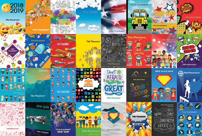 5 Yearbook Themes Everyone Will Love