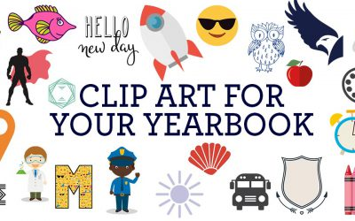 Enhance Your Yearbook With Clip Art