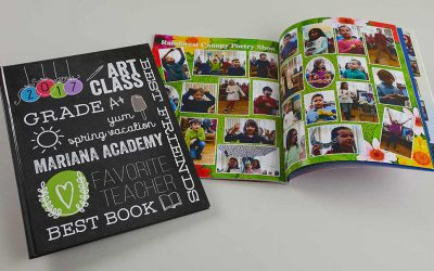 Create Unique Club and Event Pages For Your Yearbook