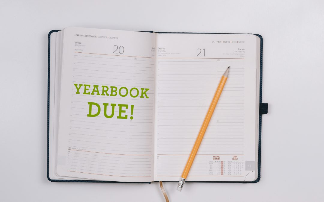 4 Steps to Hit Your Yearbook Deadlines