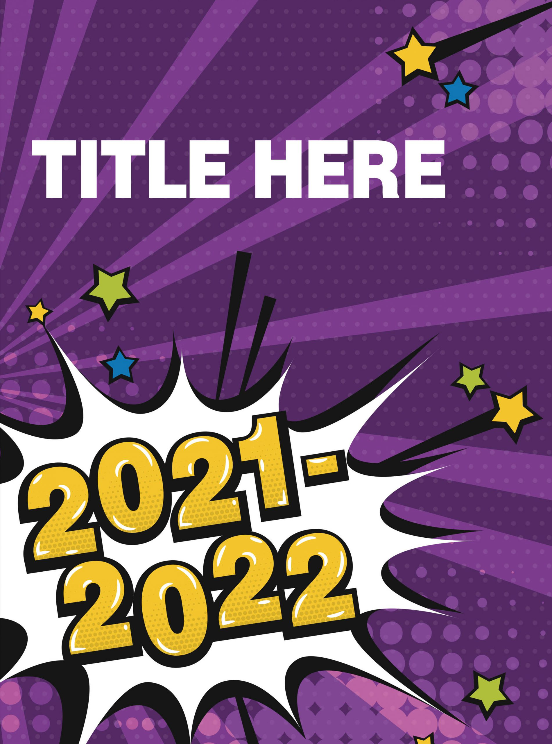 Pastel Arrows Pointing Right With Tan Background, Yearbook Cover 2007
